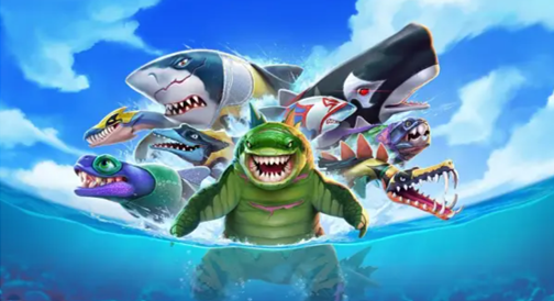 what is hungry shark evolution