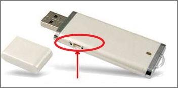 connect external storage device
