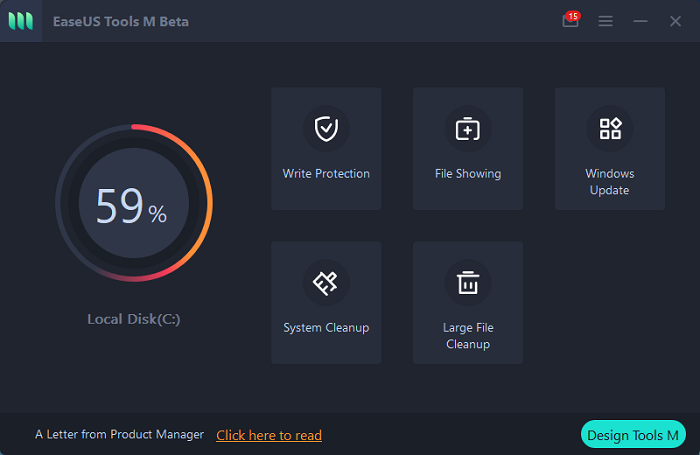 download and install the easeus