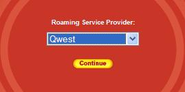 Qwest DSL account